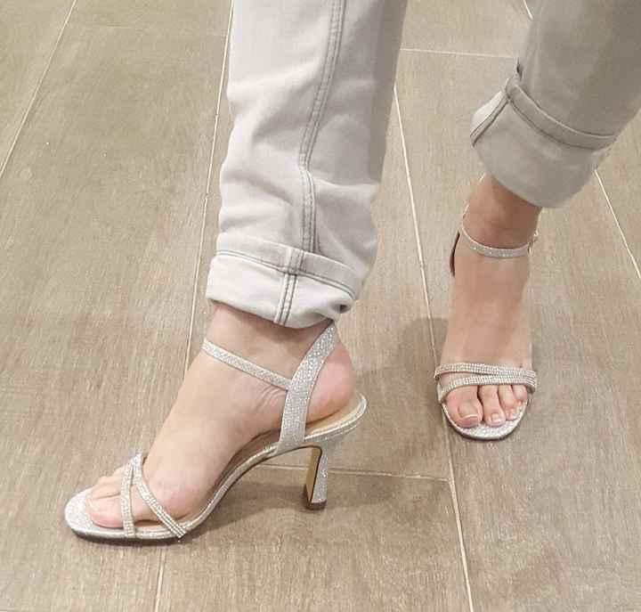 Votación fugaz, el mejor zapato - 5