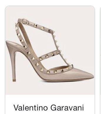 Zapatos Valentino 1