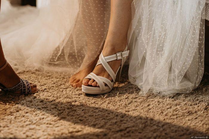 Los zapatos: ¿Un o dos pares? 1