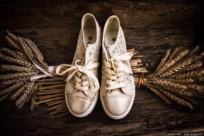 Los zapatos: ¿Bailarinas o zapatillas? 1