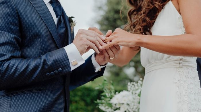 ¿Quién te llevará los anillos? 1
