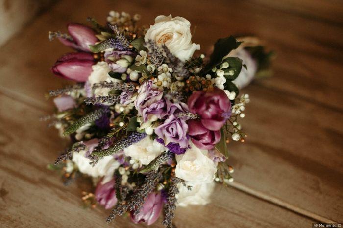 A 24h de la boda, ¡escoge tu ramo! 💐 2