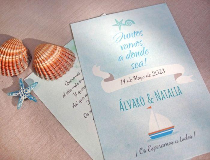 A 24h de la boda, ¡escoge tus invitaciones! 💌 3