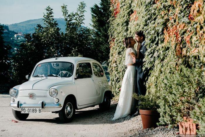 A 24h de la boda, ¡escoge tu coche! 🚗 2
