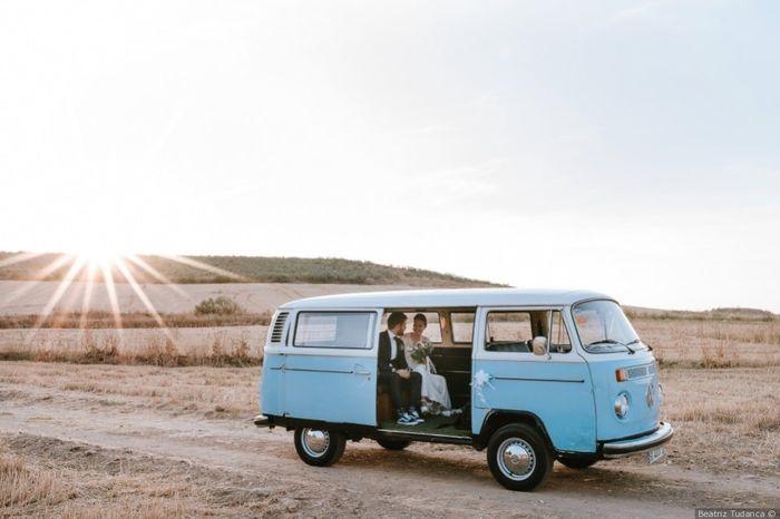 A 24h de la boda, ¡escoge tu coche! 🚗 3