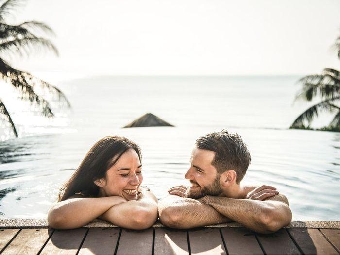 5 minutos, 5 preguntas: ¿Dónde te irás de viaje de novios? 1