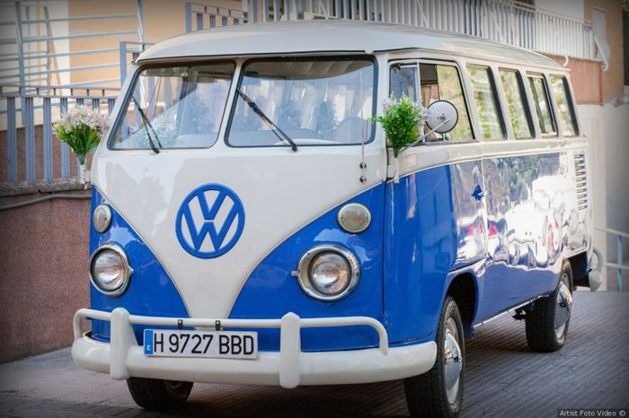 Este coche de boda: ¿capaz o incapaz? 1