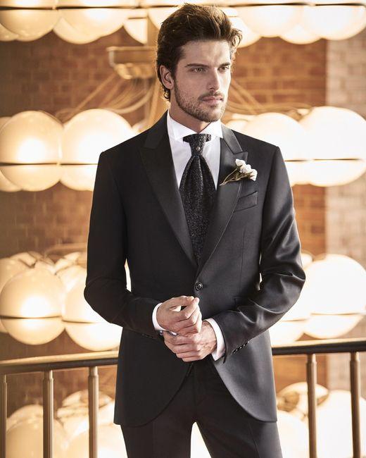 Decide el look del novio: EL TRAJE 1