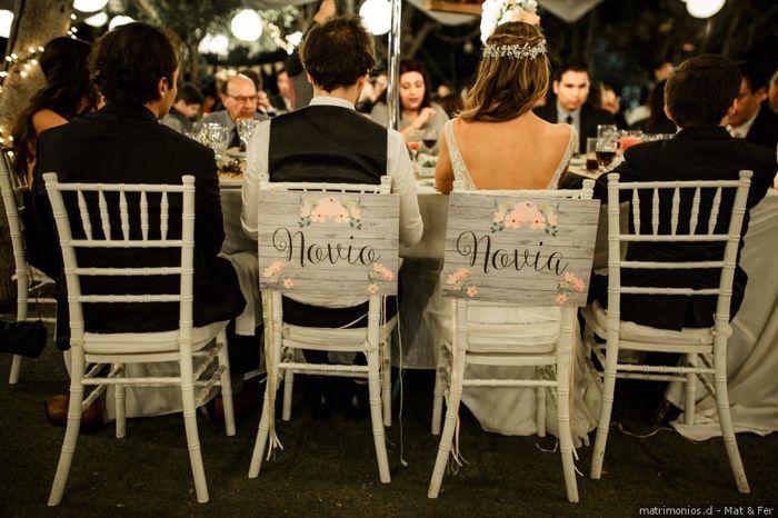 La silla de los novios: ¿La quieres, la odias o next? 1