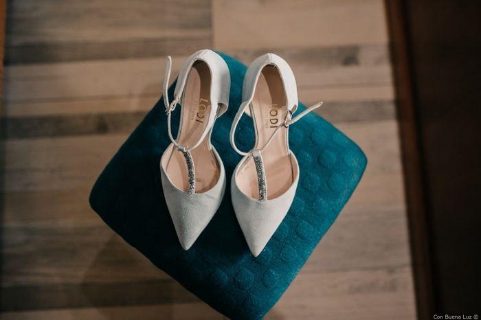 Yo sería feliz con... ¡Estos zapatos! 1
