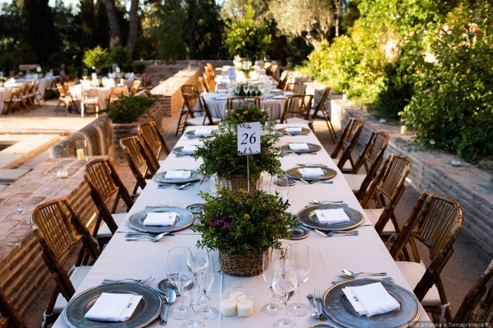 Yo sería feliz con... ¡Este banquete! 1
