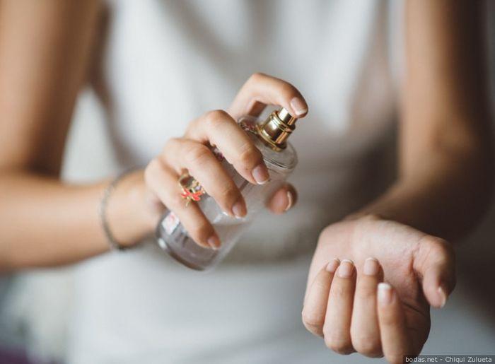 ¿El perfume de siempre o uno especial? 1