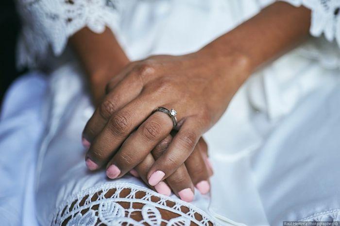 Este anillo de pedida... ¡SÍ QUE VALE! 1
