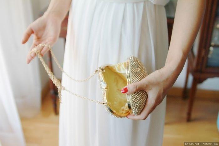 Bolso de novia: ¿Sí o no? 1
