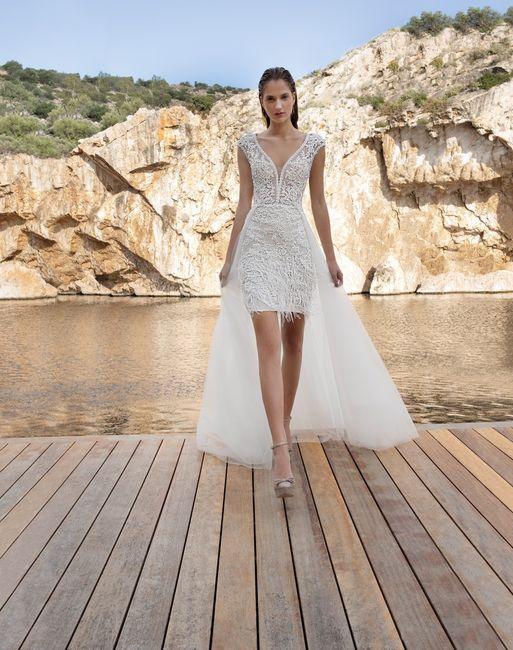 El vestido: ¿S, M o L? 1