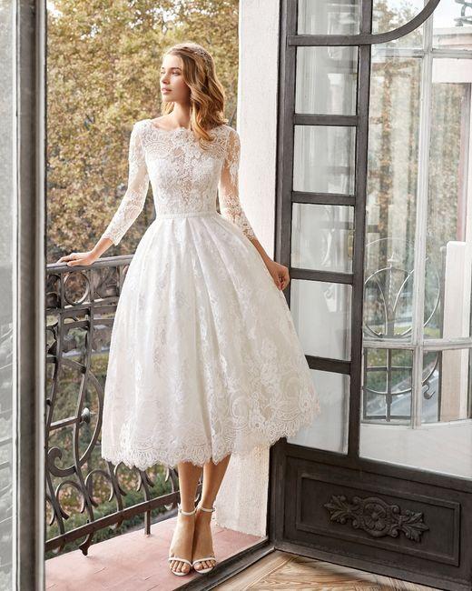 El vestido: ¿S, M o L? 2