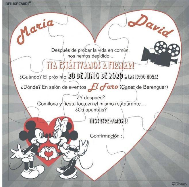 Invitaciones boda 5