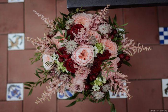 El bouquet: ¿A, B o C? 1