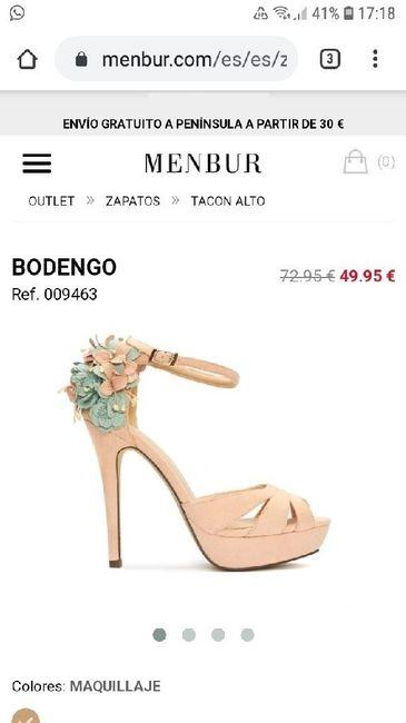 Color zapatos boda 1