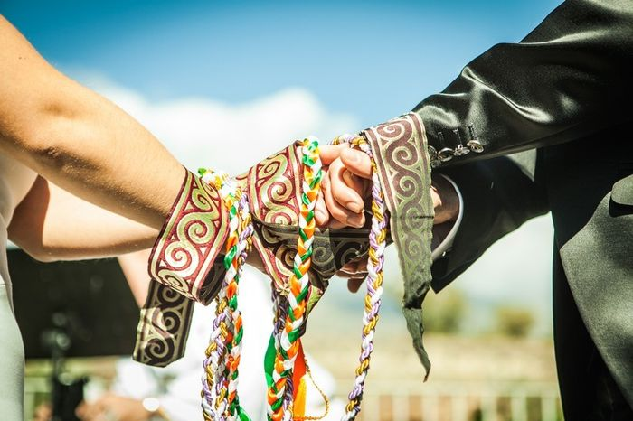 Descubre las 3 ceremonias simbólicas más TOP ❤️️ 3