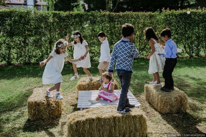 Animación infantil en la boda: ¡Sí, Quiero! 🙈 - 1