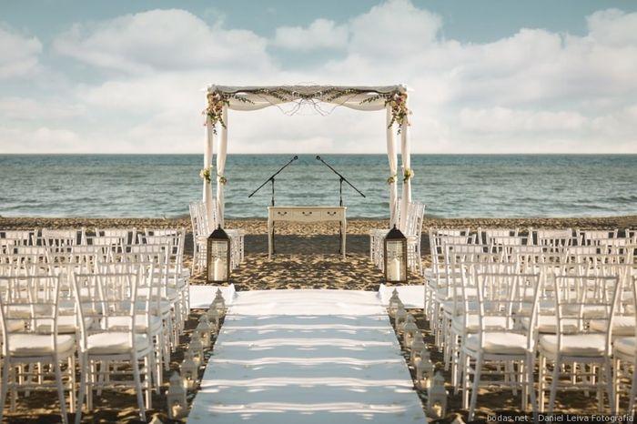 ¡Quiero este ALTAR en mi boda! 1
