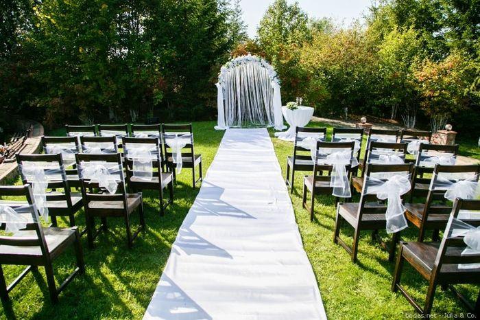 ¡Quiero este ALTAR en mi boda! 2