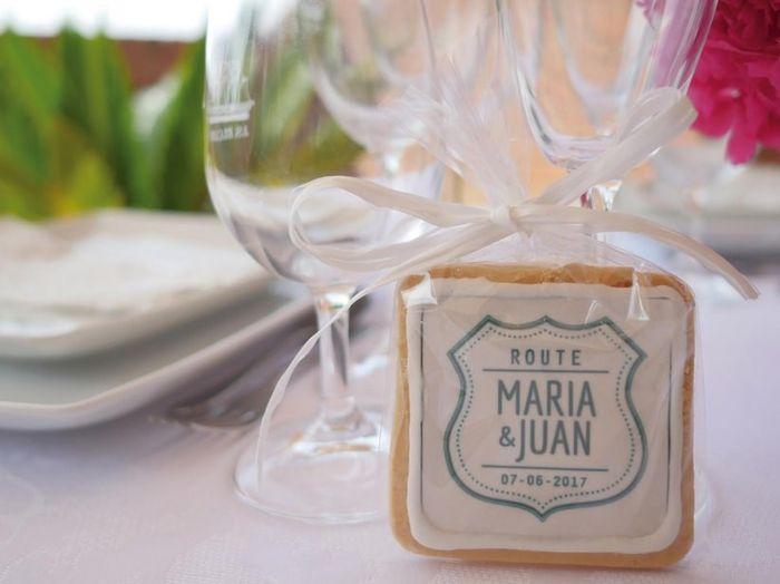 ¡Quiero este SELLO en mi boda! 2