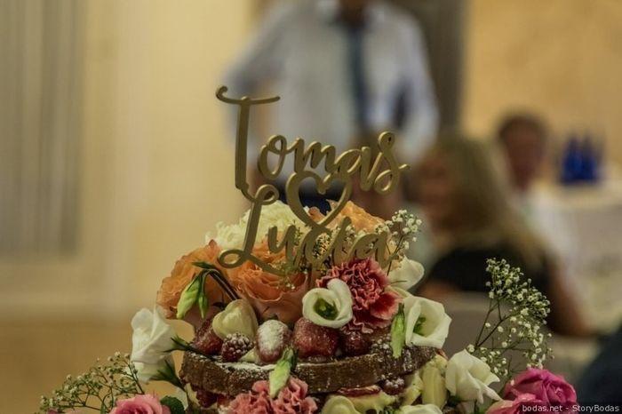 Yo JAMÁS escogería... ¡Estos cake toppers! 1
