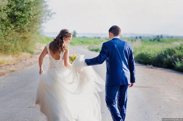SEGUNDA PARTE: ¡2 verdades y 1 mentira sobre tu vestido de novia! 1