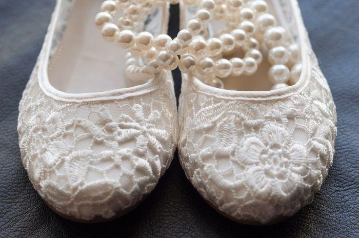 Segundo par de zapatos para el baile: ¡Sí, quiero! 😏 2