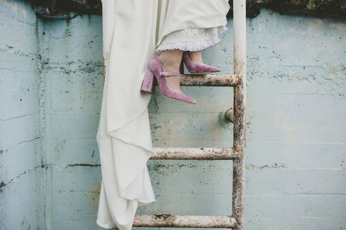 Un color para... ¡los zapatos! 2