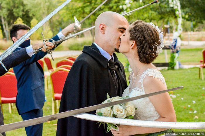 ¿Seguirás en Bodas.net después de casarte? 1