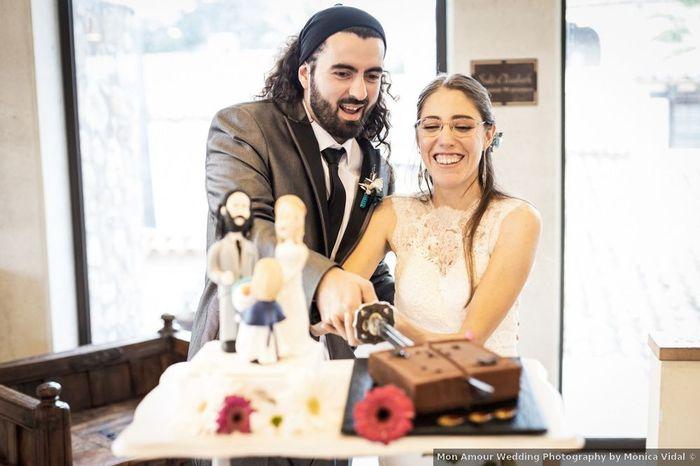 Cortar la tarta: ¿Sí o no? 1