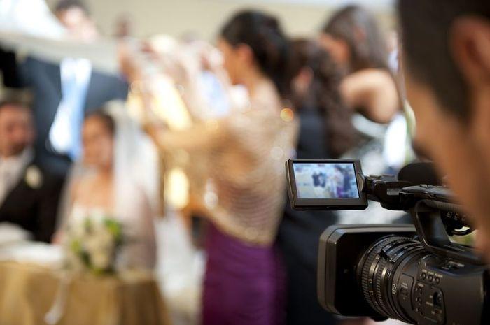¿Tendrás vídeo de boda? 1