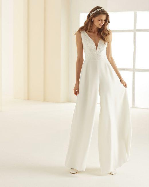 ¿Llevarías traje en vez de vestido? 1