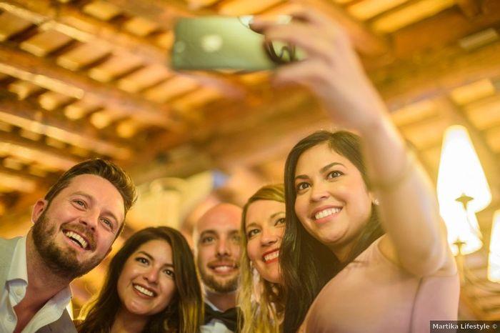¿Te sacarás fotos con todos tus invitados? 1