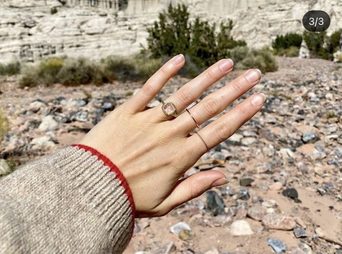 ¡Lily Collins y Charlie McDowell se han comprometido! 🥰️ 2