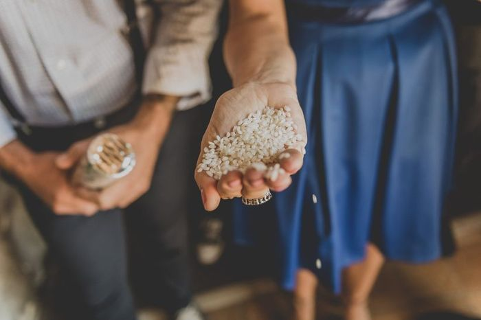 ¿Tirar arroz? ¿O mejor otras alternativas? 1