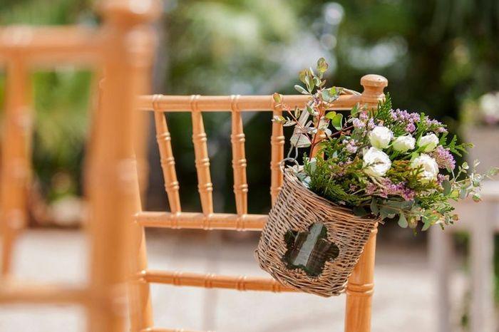 Define con una palabra... ¡La decoración de tu boda! 2