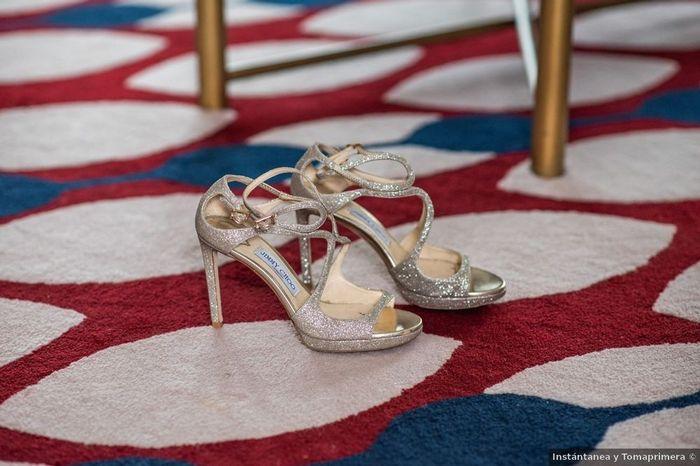 Zapatos con brilli brilli: ¿Molan? ✨ 1