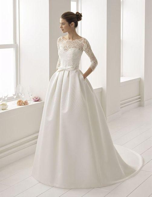 El vestido... ¿Romántico o seductor? 2