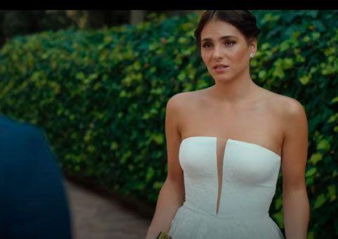 """Así es el vestido de novia de Yoli en """"FoQ: el reencuentro"""" (¡y los de las invitadas!) 👗 2"""