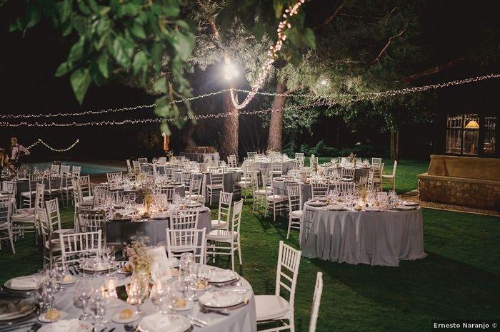 Banquete nocturno: ¿Te gustaría? 1