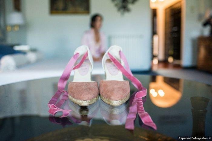 De 0% a 100%.... quanto lhe dás a estes sapatos? 2