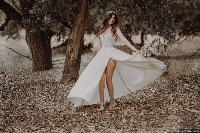 De 0% a 100%... quanto lhe dás a este vestido? 👗 2