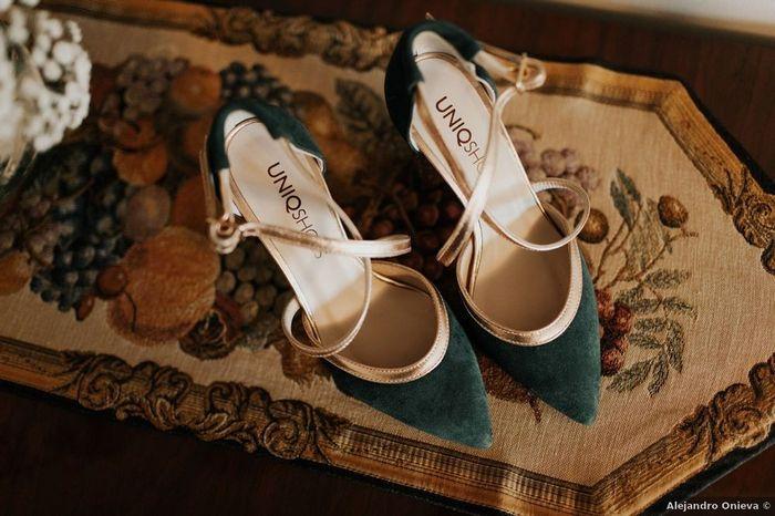 Te casas mañana... ¡Escoge tus zapatos! 👠 2