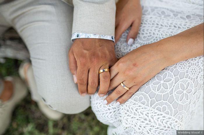 Te casas mañana... ¡Escoge tus alianzas! 💍 2