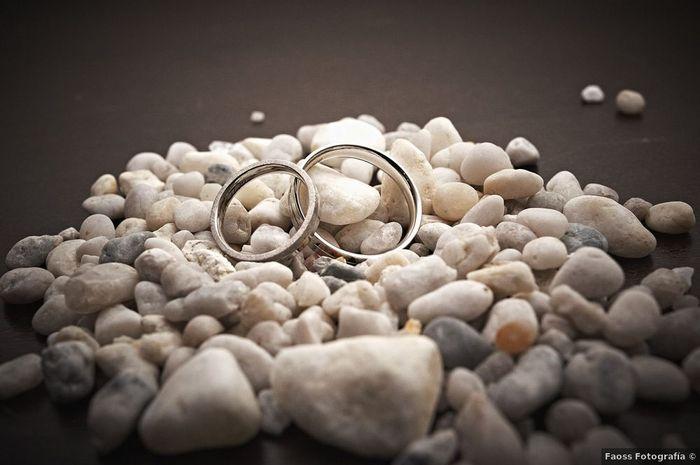 Te casas mañana... ¡Escoge tus alianzas! 💍 3