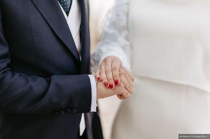 ¿Cómo te imaginabas que sería la organización de la boda? 1